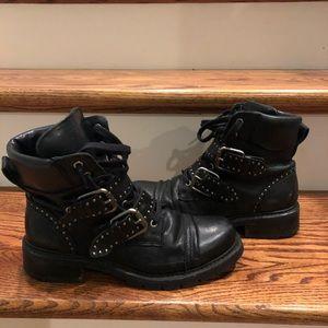 Frye women's boots black sz 7
